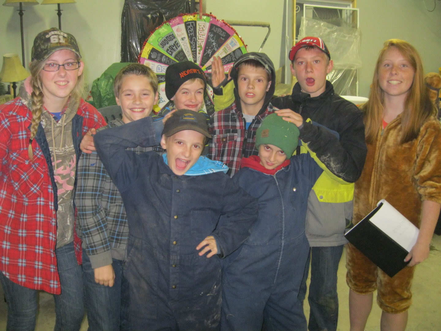 YFC Ministry Pictures